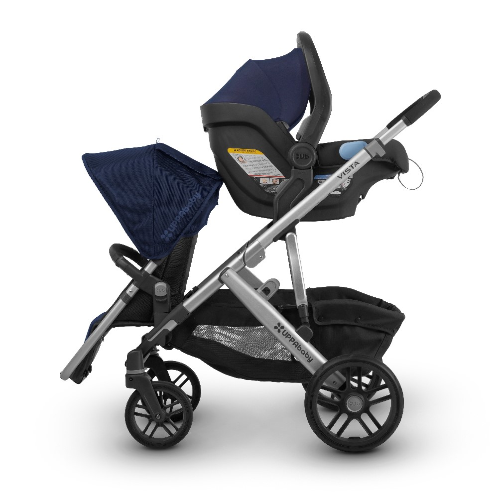 vista double mode carseat & rumble