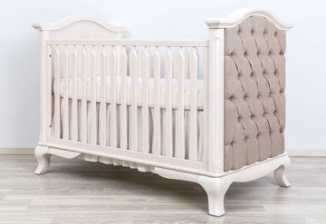 Picture of Traditional Crib Upholstered Ends