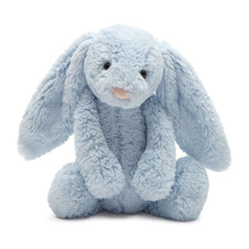 Picture of Bashful Bunny Baby Blue Huge