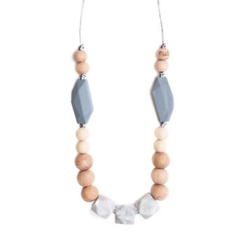 Picture of Teething Necklace - Austin Gray - 16""