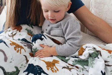 Picture for category Big Kid Muslin Quilts