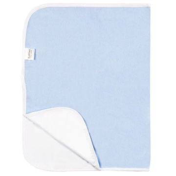 Picture of Deluxe Change Pad Flannel- Blue