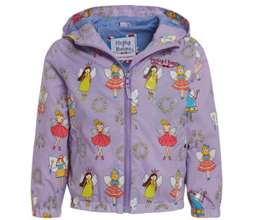Picture of Color Changing Purple Fairy Raincoat
