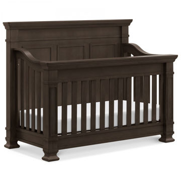Picture of Tillen 4-In-1 Convertible Crib In Truffle