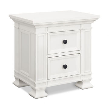 Picture of Classic Nightstand In Warm White