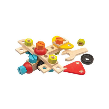 Picture of Construction Set - by Plan Toys
