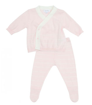 Picture of Angel Dear Euro Knit Take-Me-Home Set - Light Pink