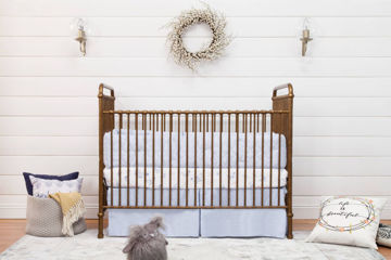 Picture of Abigail 3-IN-1 Crib - Vintage Gold